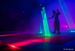 Laser Fighters à la Grande Nuit des Arts Martiaux