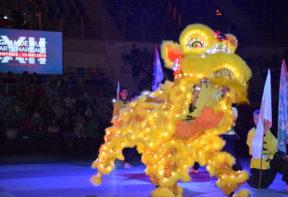 Danse du Lion XII GNAM