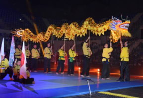 Danse du Dragon XII GNAM 2015