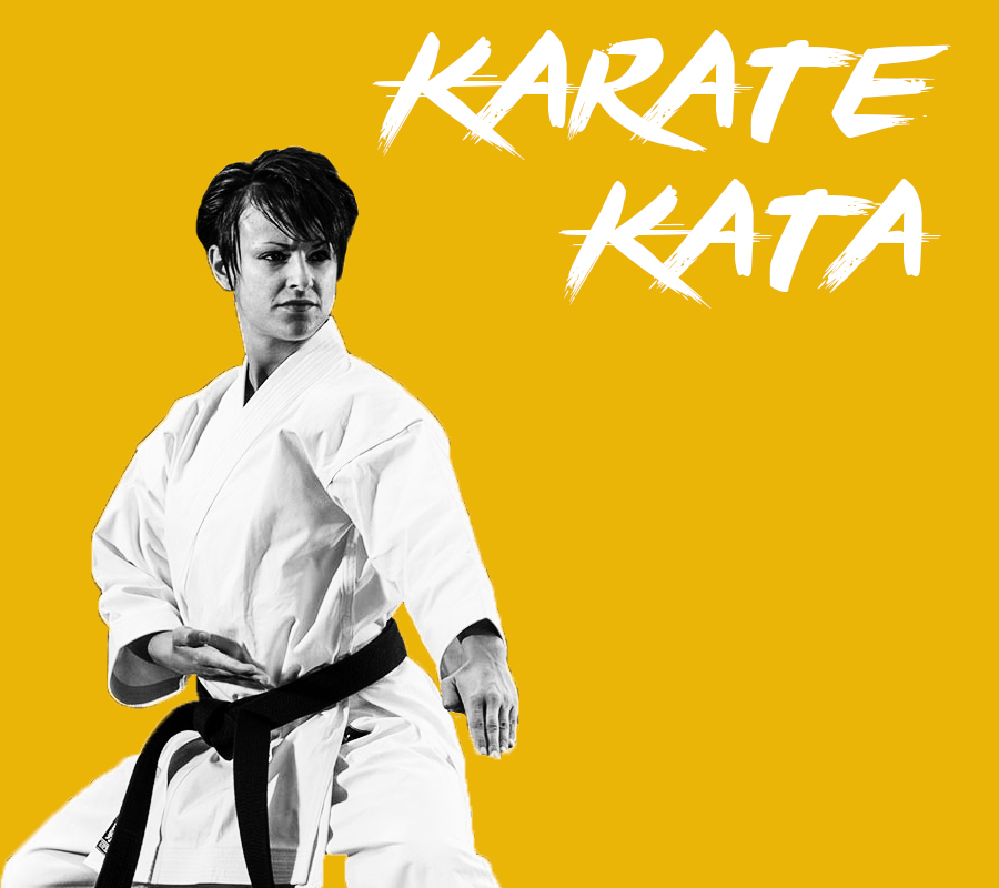 Démonstration de Karate Kata par Sandy Scordo